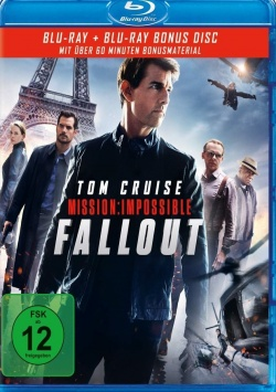 Mission: Impossible – Fallout – Blu-ray