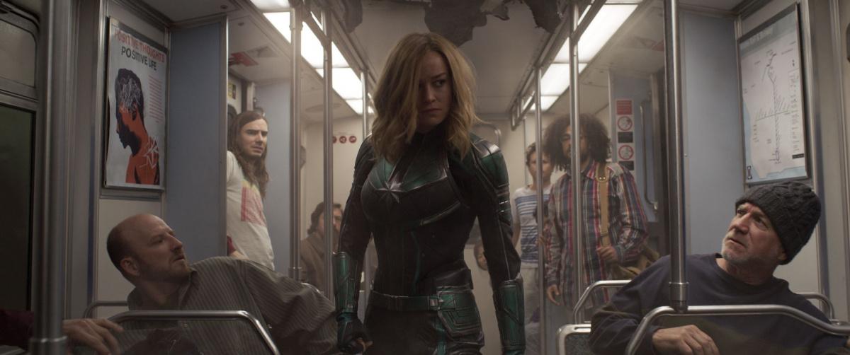 Cinestar Captain Marvel