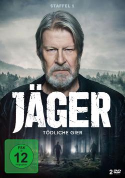 Jäger – Tödliche Gier – Staffel 1 - DVD