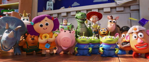 A Toy Story: Everything listens to no command