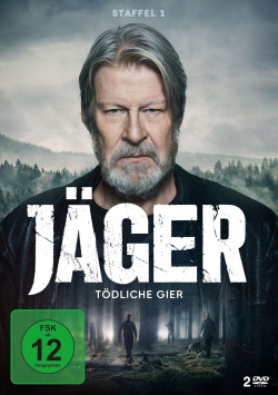 Hunter - Deadly Greed - Season 1 - DVD