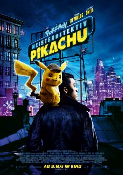 POKÉMON Master Detective Pikachu