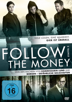 Follow the Money - Season 2 - DVD