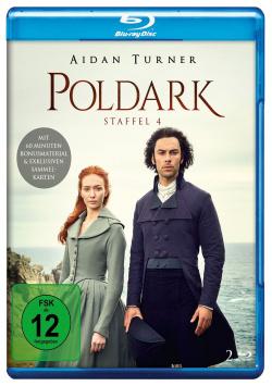 Poldark - Season 4- Blu-ray