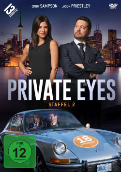 Private Eyes - Season 2 - DVD