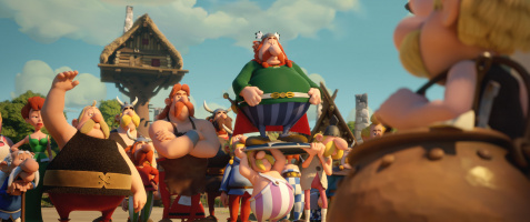 Asterix and the Mystery of the Potion