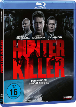 Hunter Killer - Blu-ray