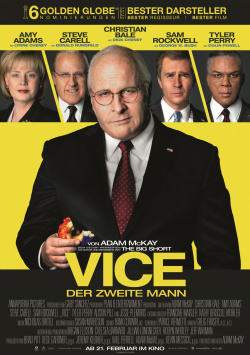 Vice - The second man