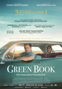 Green Book - A Special Friendship
