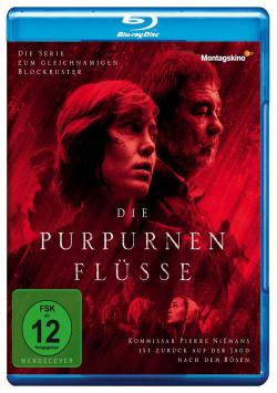 The purple rivers - Blu-ray