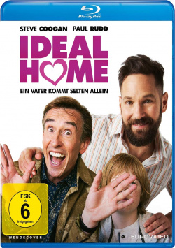 Ideal Home - A father rarely comes alone - Blu-ray