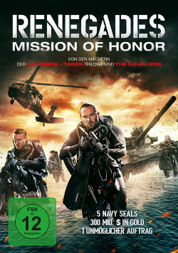 Renegades - Mission of Honor - DVD