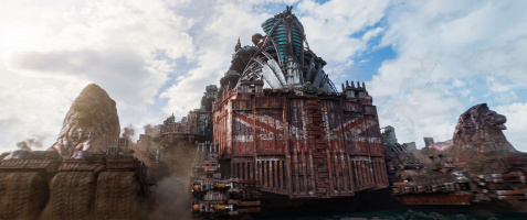Mortal Engines: War of the Cities
