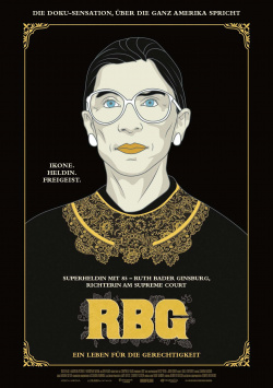 RBG - A Life for Justice