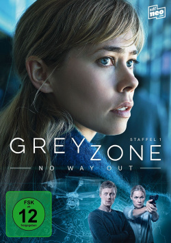 Greyzone - Season 1 - DVD