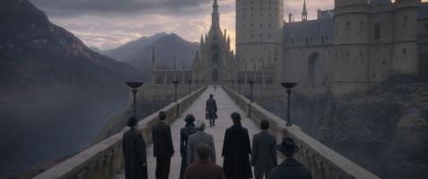 Fantastic Animal Beings - Grindelwald's Crimes