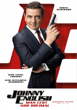 Johnny English - One lives only three times
