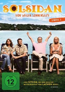 Solsidan - Season 1 - DVD
