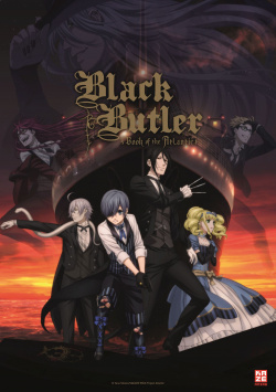 The KAZÉ Anime Nights present Black Butler - Book of the Atlantic