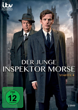 Young Inspector Morse - Season 4 - DVD