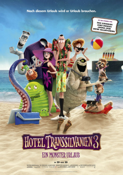 Hotel Transylvania 3 - A Monster Vacation