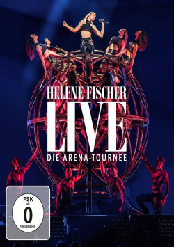 Helene Fischer Live - The Arena Tour - Fan Edition DVD/Blu-ray/CD