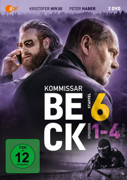 Commissioner Beck - Season 6 - DVD
