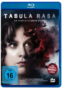 Tabula Rasa - The complete first season - Blu-ray