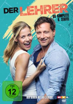 The Teacher - The complete 6th season - DVD