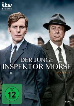 The Young Inspector Morse - Season 3 - DVD