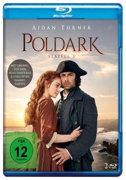 Poldark - Season 3- Blu-ray
