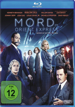 Murder in the Orient Express - Blu-ray