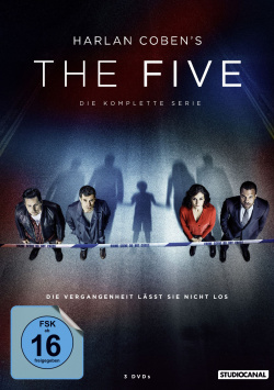 The Five - The Complete Series - DVD