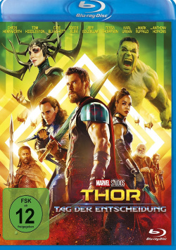 Thor: Day of the decision - Blu-ray