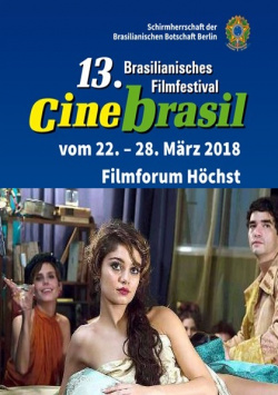 Cine Brasil - 13th Brazilian Film Festival with Eight Films