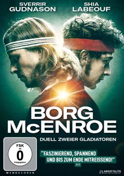 Borg / McEnroe - Duel of Two Gladiators - DVD