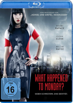 What Happened To Monday? - Blu-ray