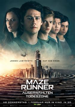 Maze Runner - The Chosen in the Death Zone