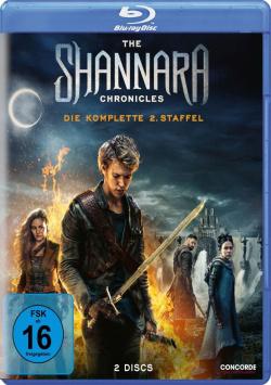 The Shannara Chronicles - Season 2 - Blu-Ray