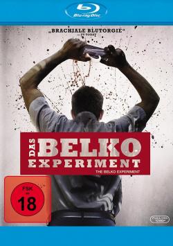 The Belko Experiment - Blu-ray