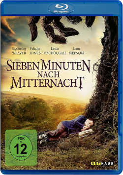 Seven minutes after midnight - Blu-ray