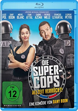 The Super Cops - All Time Crazy - Blu-ray