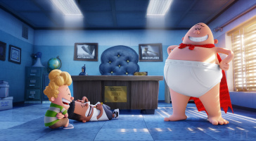 Captain Underpants - The great first movie