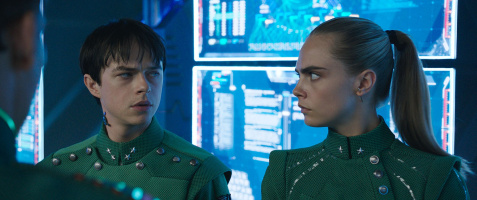 Valerian - The City of a Thousand Planets