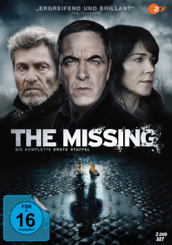 The Missing - The Complete Season 1 - DVD