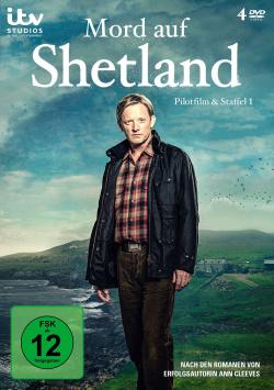 Murder on Shetland - Season 1 - DVD