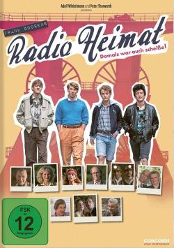 Radio Home - DVD