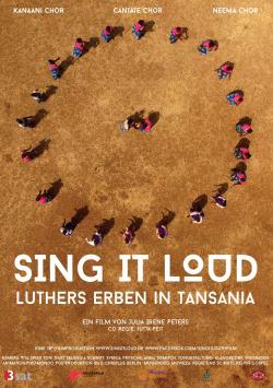 SING IT LOUD celebrates premiere in Frankfurt