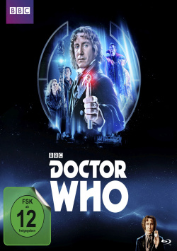 Doctor Who - The movie - Blu-ray