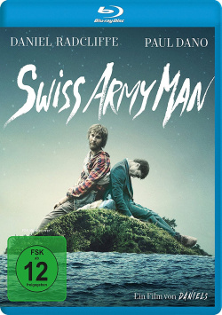 Swiss Army Man - Blu-ray